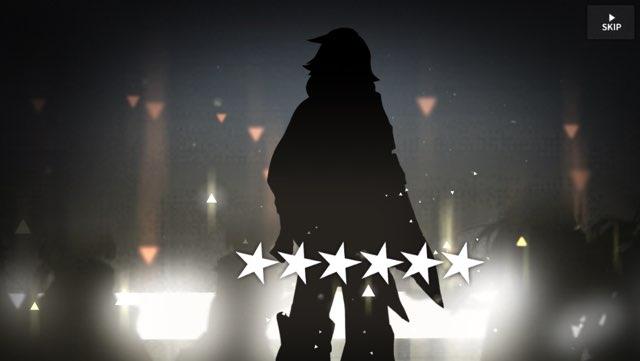 ドキドキの瞬間 星6
