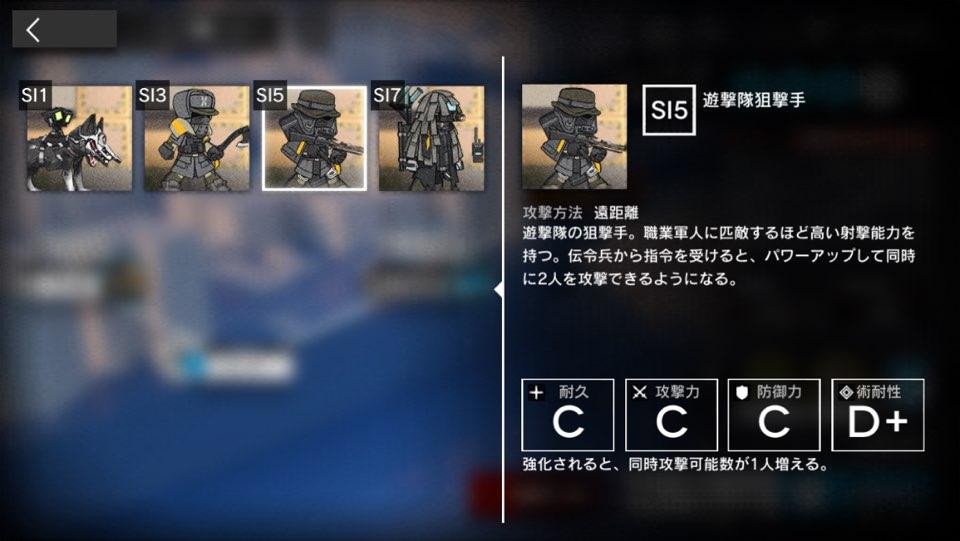 遊撃隊狙撃手